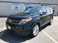2012 Ford Explorer Limited FWD Woodbridge