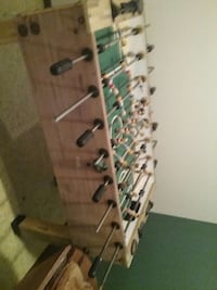 brown and green foosball table Grove City, 43123