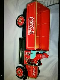Xonex 1930's tin delivery truck no box cool