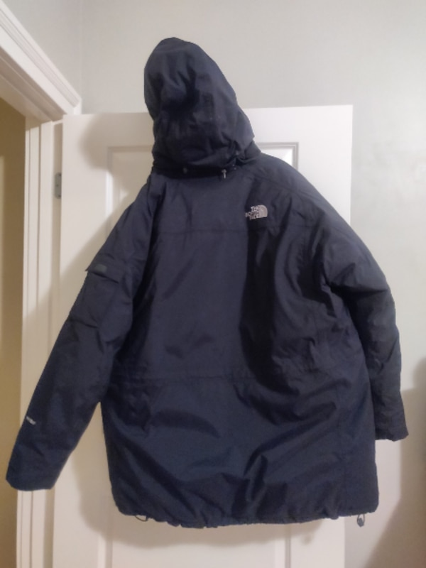 utterly stylish best deals on reliable quality Men's Goose Down North Face Jacket 5XL