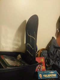 Brand snowboard with boots  Cambridge, N1S 2P1