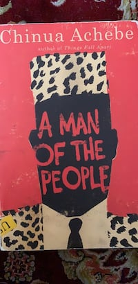 A Man  of the People Chinua Achebe Germantown, 20874