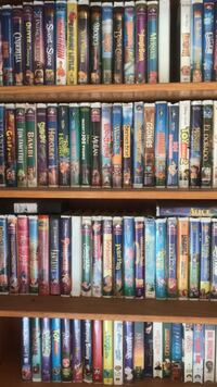 VHS DISNEY & OTHER TITLES Maple Valley, 98038