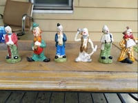 Clown Figures