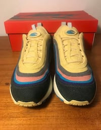 4cc5afd7c7bf73 Used Air max 97 1 Sean Witherspoon for sale in Linden - letgo