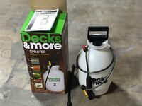 DECKS & MORE SRAYER 2 GALLON  Santa Ana, 92706