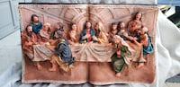Last Supper 3D Wall Art Whitby