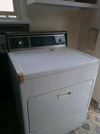 white front-load clothes dryer Los Angeles, 91335