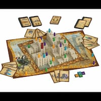 Torres board game - Like New, (PLUS MANY MORE!) WOODBRIDGE
