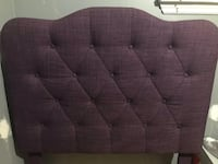 Twin bed Radiant violet colour  Toronto, M9N 1S7