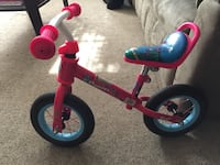 "Girls 10"" Kent Prancer Bicycle"