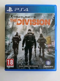 Tom Clancy's The Division - PS4  , 35380