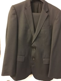 HUGO BOSS suit for men size 36R(read ALL please) King, L7B 0C6