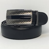 New: Men's Genuine Leather Belt with Automatic Buckle Ottawa, K2C 4C3