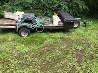 Trailer barely used only negotiable obo  Richmond, 23234
