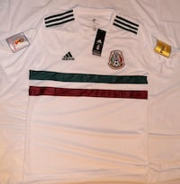 Mexico authentic Away world cup jersey Mesa, 85201