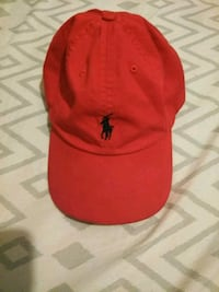 red Polo by Ralph Lauren cap