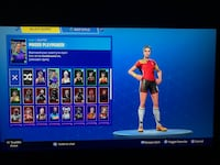 FORTNITE SKULL TROOPER ACCOUNT+GINGERMAN+500 wins + MORE New York, 11204