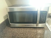 stainless steel Emerson microwave oven Chesapeake, 23325