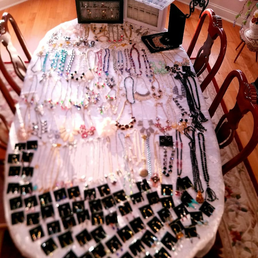 Jewelry large lot