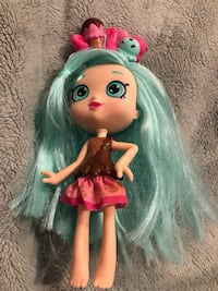 Peppa-mint shopkins shoppies doll kawaii ice cream gift barbie 2386 mi