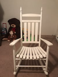 White Oak Rocking Chair Salem, 97304
