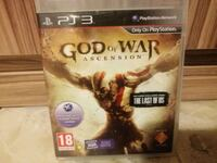 Ps3 god Of war Ascension adana