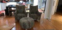 2 chairs and a ottoman Lorton, 22079