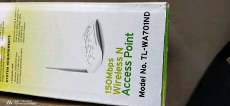 TP LİNK Access point