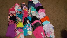 girl summer clothes size 10/12
