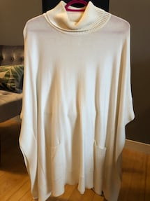 Michael Kors cape sweater