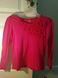 Girl's Long Sleeve Shirt-Childrens Plc-Size 10/12 Buford, 30518