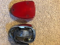 Yamaha Royal Star Venture tail light 73 km