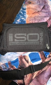 ISO isolator fitness lunch box Glen Burnie, 21061