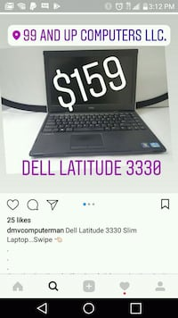 Dell Latitude 3330  Capitol Heights, 20743