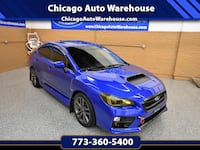 2016 Subaru WRX AWD Premium - 38k Miles  Manual transmission, AWD, Sunroof, Back up camera, Heated seats, premium sound with Bluetooth, alloy wheels, custom accessories, tinted windows, keyless entry, 1 owner clean carfax , clean title, Preffered color co Chicago, 60618