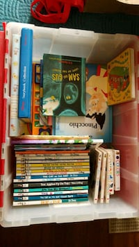 Kids & baby books - pu in north Langley  Langley, V1M 3C5