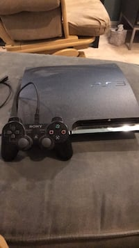 PS3 with Controller Chantilly, 20151