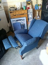 Antique recliner French Camp, 95231