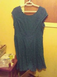 Teal/Green XXL (Fits L) Dress Innisfil, L9S 4S4