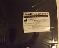 Health o meter scale Exeter