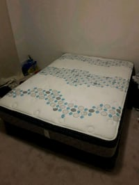 King size mattress & Bed