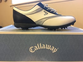 Callaway cleat golf shoe with box