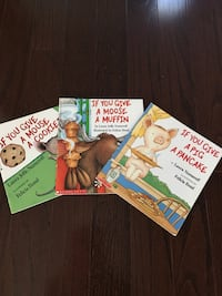 If you Give a Pig a Pancake (3 Books) Markham, L3R 8X8