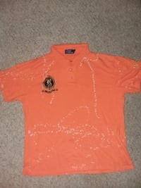 4 pair of polo ralph lauren shirts xl  Odenton, 21113