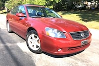 $1688 Very Firm 2006 Nissan Altima 2.5 S special edition'  Silver Spring