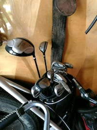 black and gray golf club set Bakersfield, 93304
