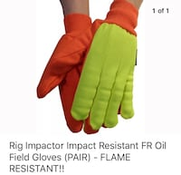 Rig Impactor Safety Gloves Lafayette, 70503