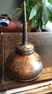 Noera oil can  Johnstown, 43031