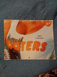 1989 hooters book South Elkhorn Township